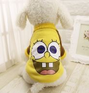 Κίτρινο Φούτερ DeNik Pets