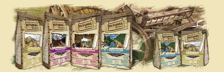 Natural-Greatness Ξηρά Τροφή Γάτας