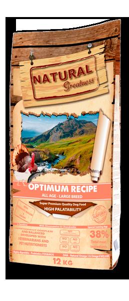 Optimum Recipe Large Breed
