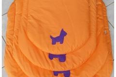 Furry Tails - Πορτοκαλί Στρωματάκια