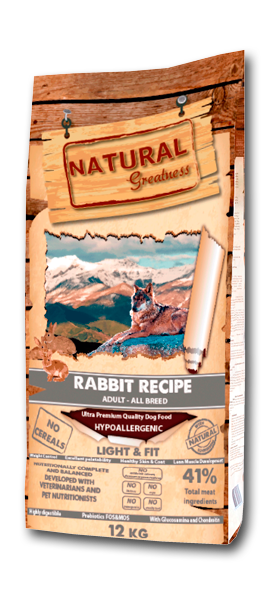 Natural Greatness Rabbit Recipe