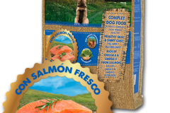 Farm Nature Salmon & Rice