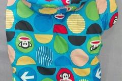 Petcircle - Μπλε Αδιάβροχο μπουφάν