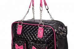 Μαύρη τσάντα DeNik Pets
