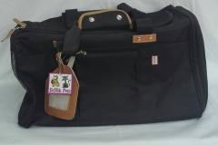 DeNik Pets - Μαύρη τσάντα μεταφοράς