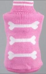 Ροζ Ζιβάγκο με κόκαλα