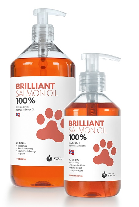 BRILLIANT SALMON OIL