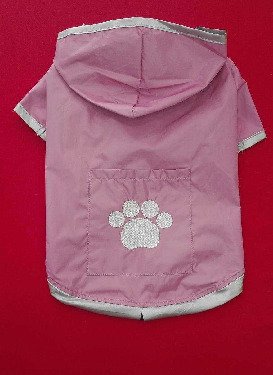 Doggydolly - Ροζ Αδιάβροχο