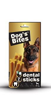 Dogs Bites Dental Sticks = Large Dogs