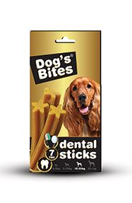 Dogs Bites Dental Sticks - Medium Dogs