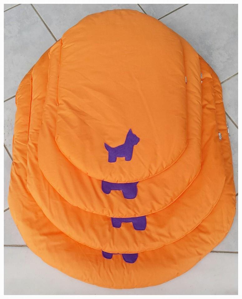 Furry Tails -Πορτοκαλί Στρωματάκια