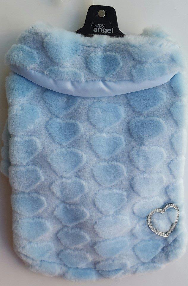 Puppy Angel - Γαλάζιο μπουφάν