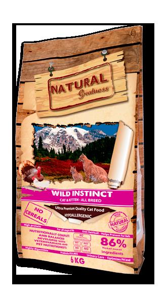 Wild Instinct Recipe